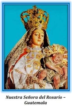 Ntra. Sra. del Rosario - Guatemala