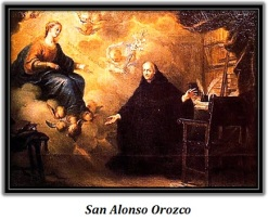 San Alonso Orozco