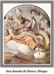 San Amado de Nusco - Obispo