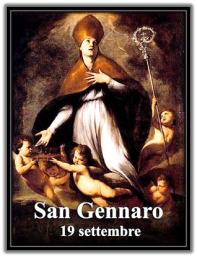 San Genaro - Obispo y Mártir