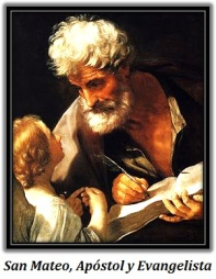 San Mateo - Apóstol y Evangelista