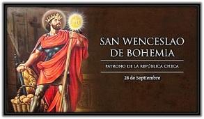 San Wenceslao de Bohemia