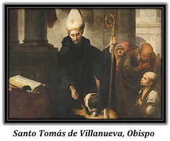 Santo Tomás de Villanueva - Obispo