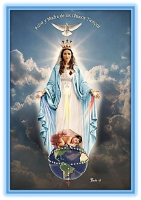 Virgen María Reina y Madre