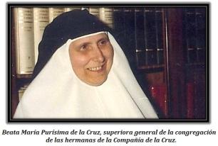 Beata María Purísima de la Cruz