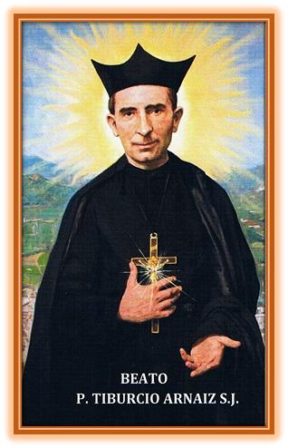 Beato P. Tiburcio Arnaiz S.J.