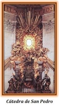 Cátedra de San Pedro - 1