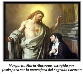 Margarita María Alacoque
