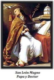 San León Magno - Papa y Doctor