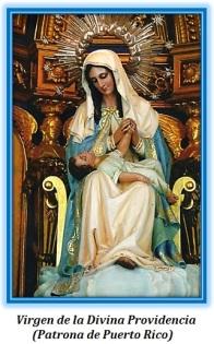 Virgen de la Divina Providencia (Patrona de Puerto Rico)