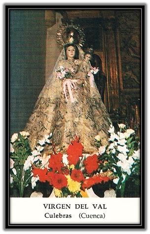 Virgen del Val - Culebras (Cuenca)