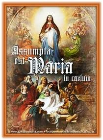 Asunción de María al Cielo