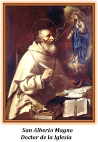 San Alberto Magno - Doctor de la Iglesia