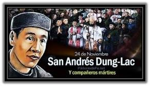 San Andrés Dung-Lac y compañeros mártires
