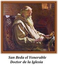 San Beda el Venerable - Doctor de la Iglesia