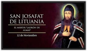 San Josafat de Lituania