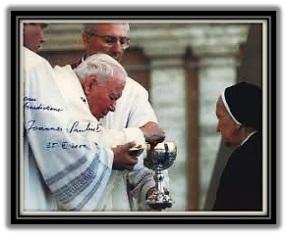 San Juan Pablo y Madre María Félix