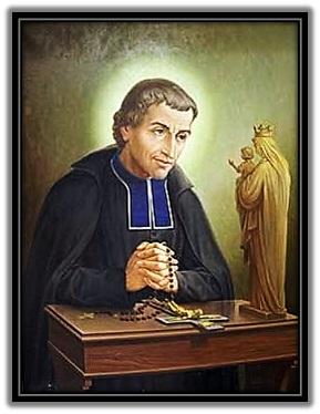 San Luis María Grignon de Montfort