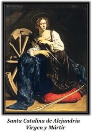 Santa Catalina de Alenjandria