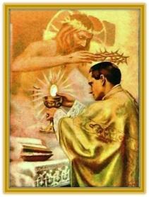 Santa Misa - Consagración