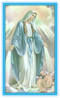 Virgen de la Medalla de la Milagrosa