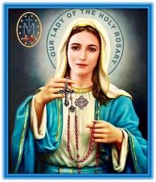 Virgen María del Rosario
