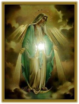 Virgen María Milagrosa