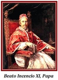 Beato Inocencio XI, Papa