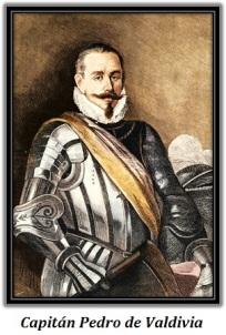 Capitán Pedro de Valdivia