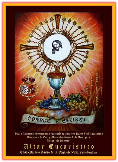 Corpus Christi - Altar Eucaristico