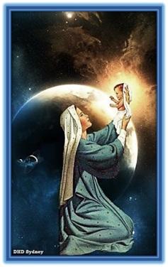 Niño Jesús Dios de todo lo creado