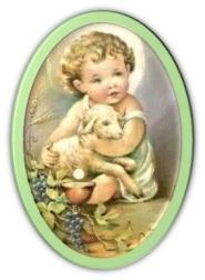Niño Jesús y Eucaristía