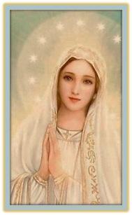 Virgen María con doce estrellas