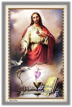 Jesús Sacramentado - Palomas