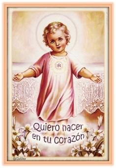 Niño Jesús - Quiero nacer en tu corazón