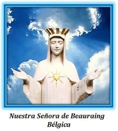 Nuestra Señora de Beauraing - Bélgica