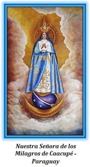 Nuestra Señora de los Milagros de Caacupé - Paraguay