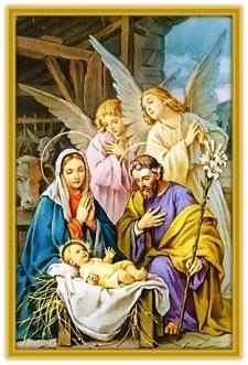 Sagrada Familia en Belén