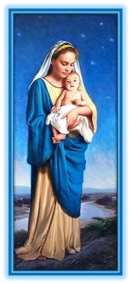 Virgen María Madre de Dios