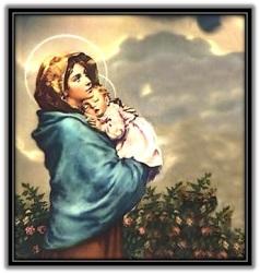 Virgen Maria - naturaleza