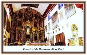 catedral huancavelica - perú
