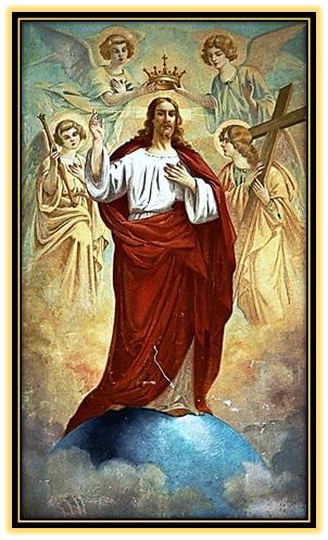 cristo rey del universo - Ángeles