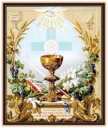 eucaristia - espíritu santo