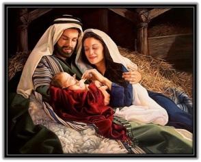 sagrada familia - establo