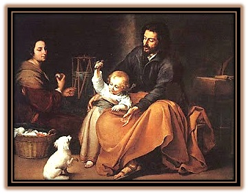 san josé - jefe de la sagrada familia