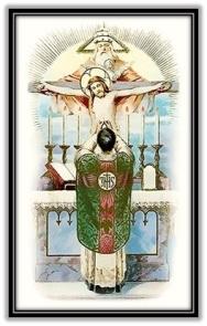 Consagración en Santa Misa