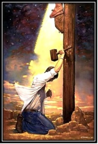 Jesús Crucificado y remordimiento de conciencia