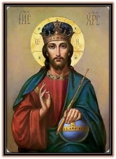 Jesús Rey del Universo