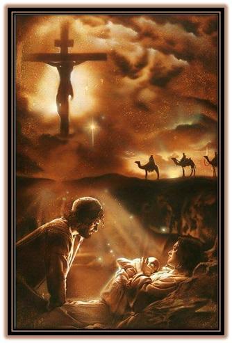 Jesucristo nacimiento y muerte