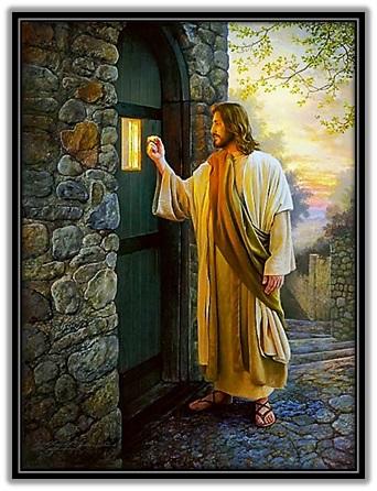 Jesucristo te llama a tu puerta